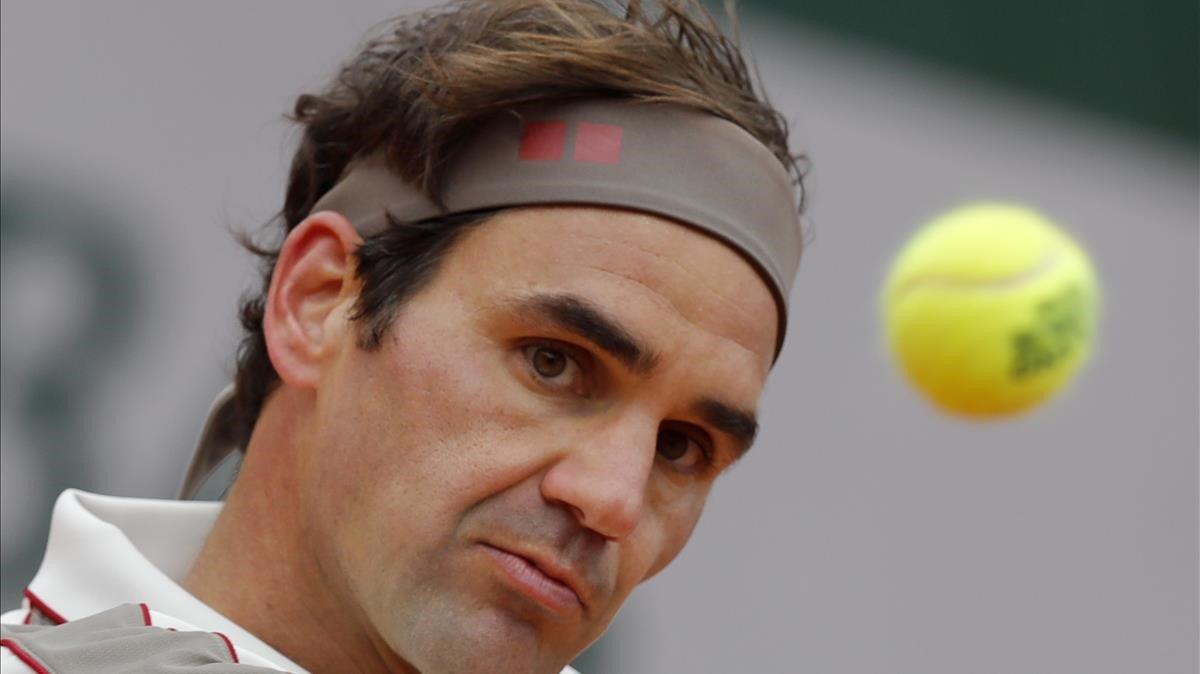 Momento Federer