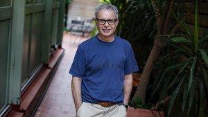 Ferran Torrent, la semana pasada en Barcelona.