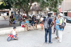 Mataró duu a terme un projecte pilot per millorar la convivència al barri de Rocafonda