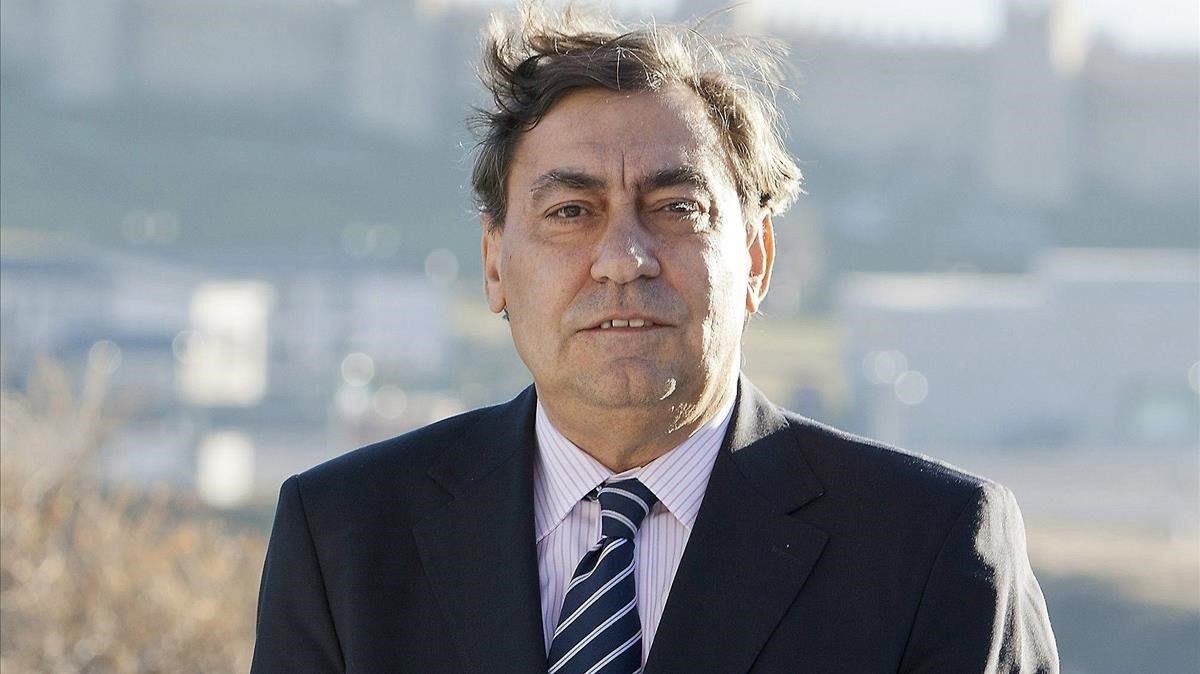Fotografía de archivo del magistrado de lo Penal del Tribunal Supremo, Julián Sánchez Melgar.