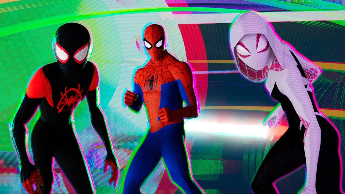 Un fotograma de 'Spider-Man: Un nuevo universo'