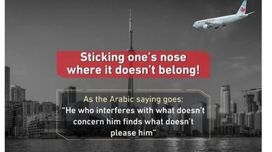 Arabia Saudí intensifica la guerra diplomática con Canadá
