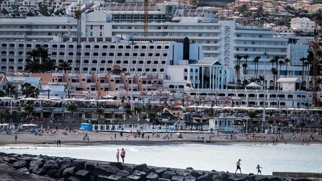 Playa del BerilTenerife,Islas Canarias