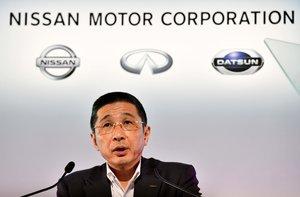Hiroto Saikawa,presidente y CEO de Nissan Motor.