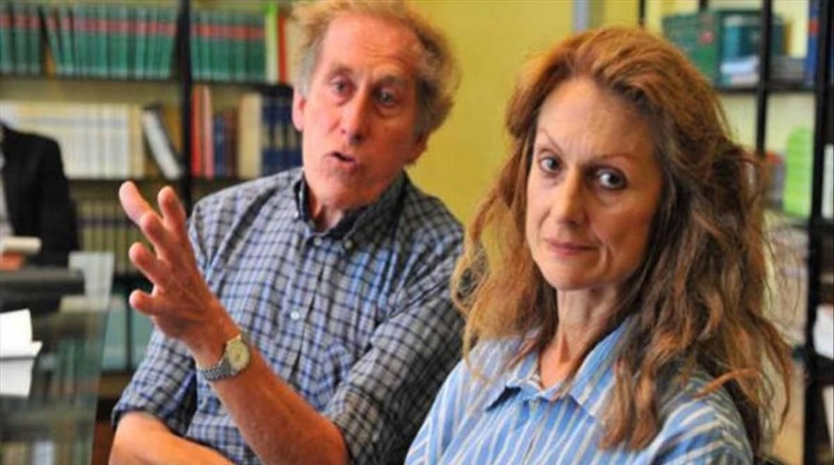 Luigi y Gabriella de Ambrosis.