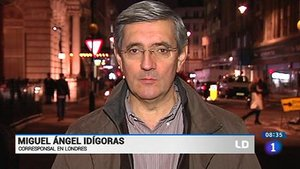 Idígoras, sobre la cobertura de TVE a Beirut: «O tornem al periodisme o ens quedem sense audiència»