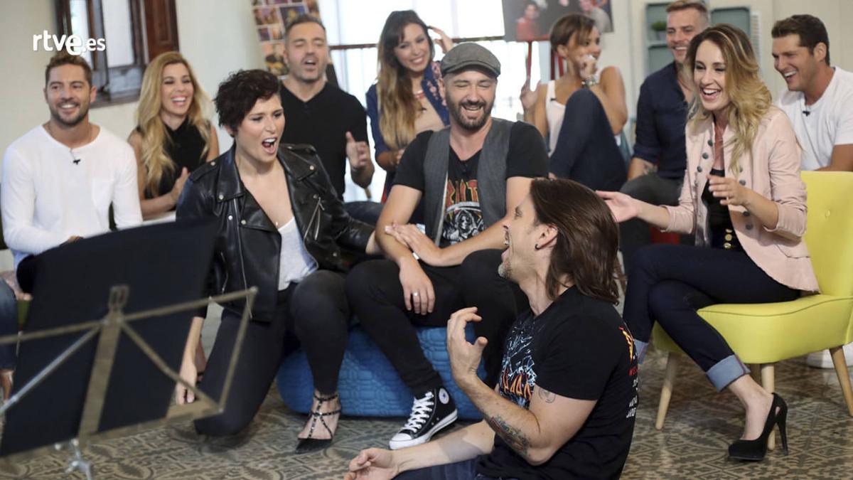 Imagen de 'OT: el reencuentro'.