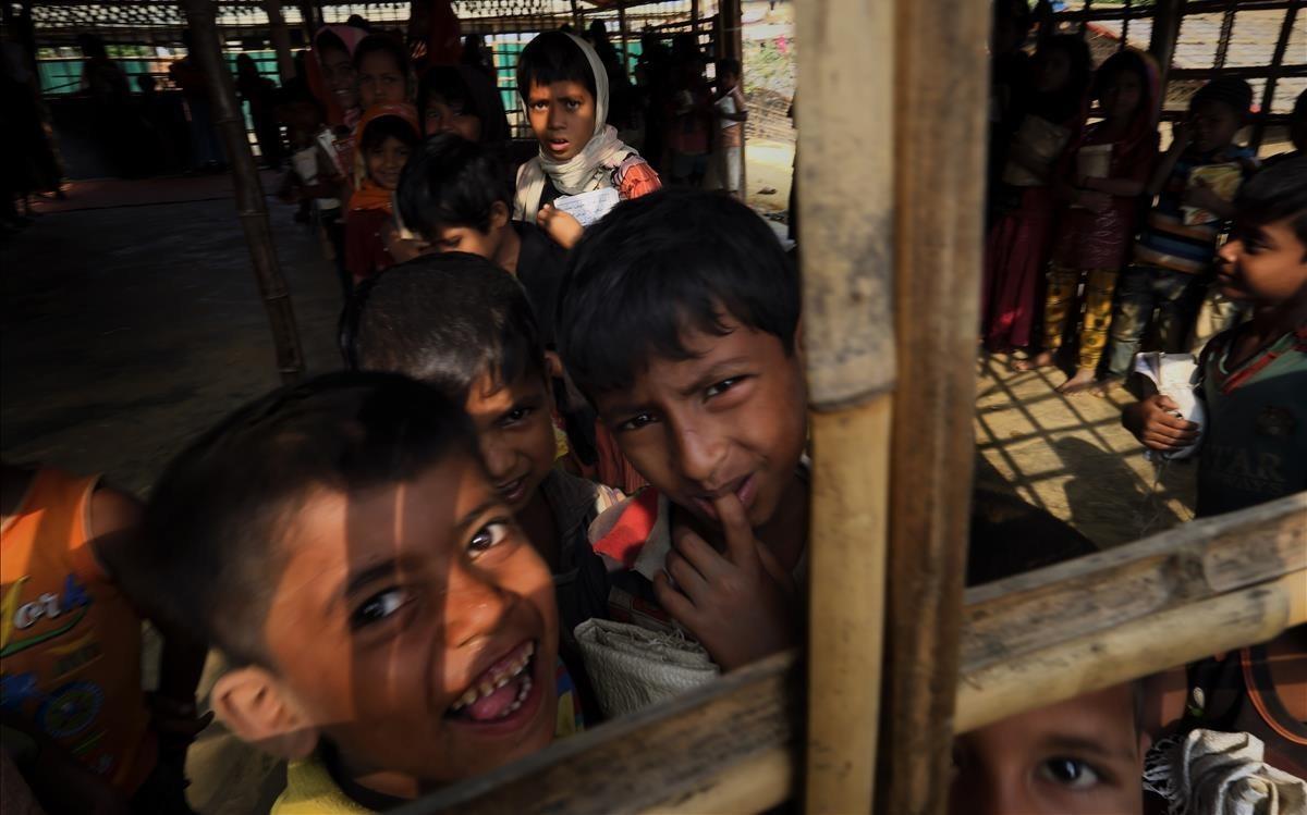 """L'ONU qualifica de """"genocidi"""" la matança de rohingyes"""