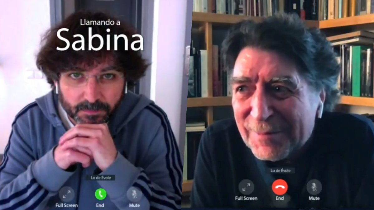 Joaquín Sabina, nuevo invitado de 'Lo de Évole'.