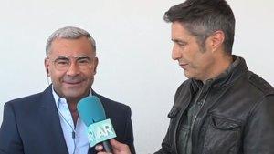 Jorge Javier Vázquez en El programa de Ana Rosa.