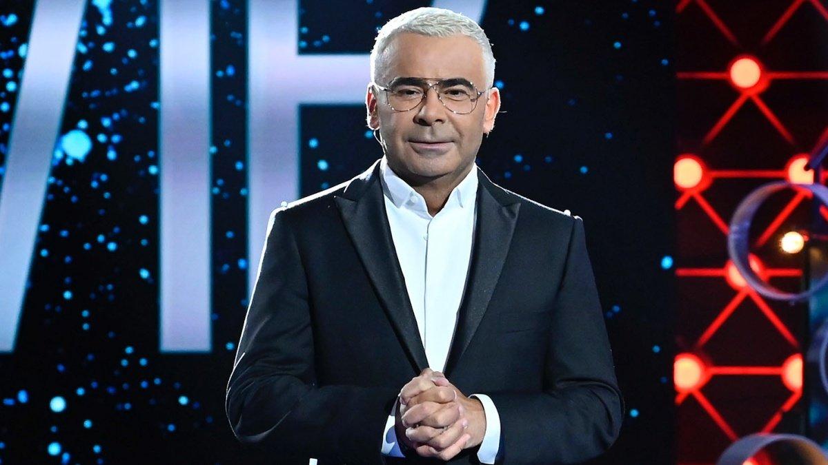 El presentadorJorge Javier Vázquez.