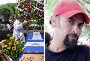 La víctima se encontraba con su mamá en las afueras de su casa cuando fue asesinado.