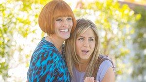 Julia Roberts y Jennifer Aniston, protagonistas de Feliz día de la madre.