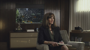 Julia Roberts, en la serie de Amazon 'Homecoming'.