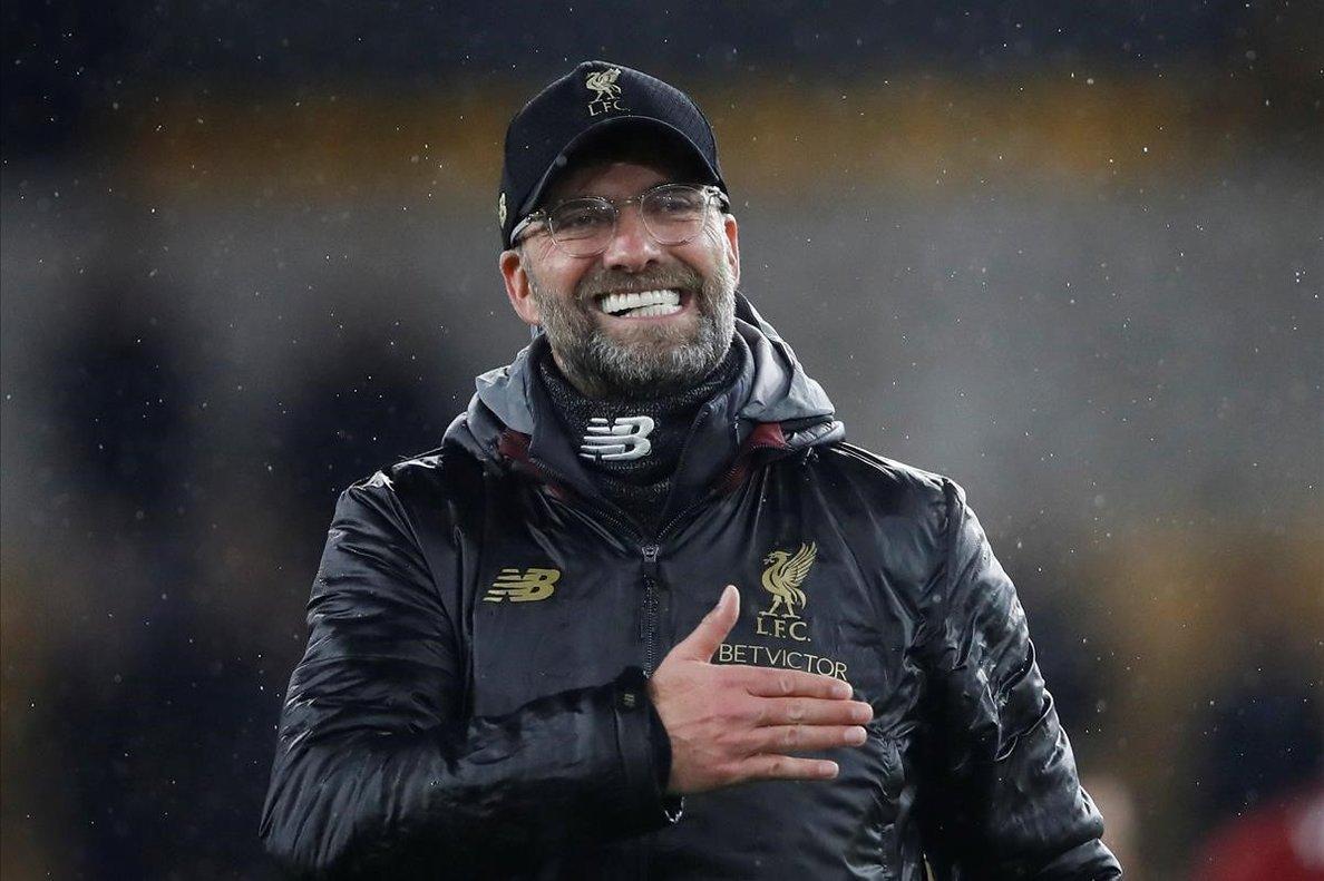 Jurgen Klopp, en una imagen de archivo como entrenador del Liverpool