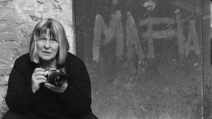 Letizia Batagglia, en 'La fotógrafa de la mafia'
