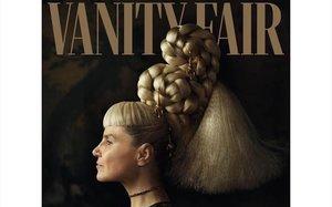 Eugenia, en la portada de 'Vanity fair'.