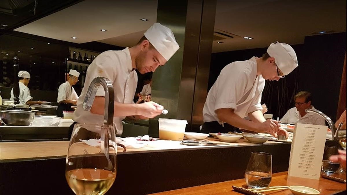 En el restaurante Koy Shunka disfrutarás de la mejor cocina japonesa.