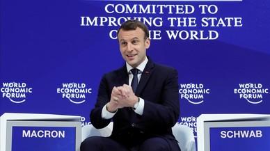 Merkel y Macron piden más Europa para hacer frente al populismo