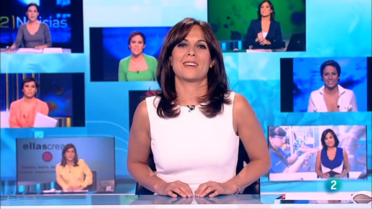 """La emotiva despedida de Mara Torres al frente de 'La 2 Noticias': """"Gracias por la fidelidad pese a las horas"""""""