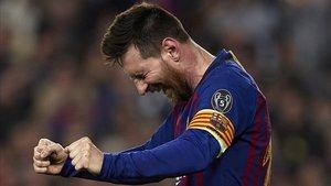 Messi, universal