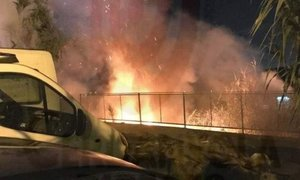 L'incendi de Mataró, desvinculat de les protestes contra la sentència del procés