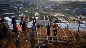 Birmània i Bangla Desh firmen un acord per repatriar milers de rohingyes