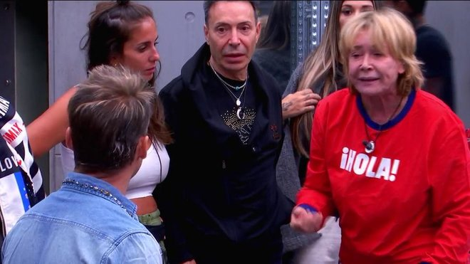 Once concursantes amenazan con abandonar 'GH VIP' tras la última provocación de Hugo Castejón