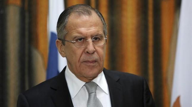 El ministro de Exteriores ruso, Serguei Lavrov, en foto de archivo.