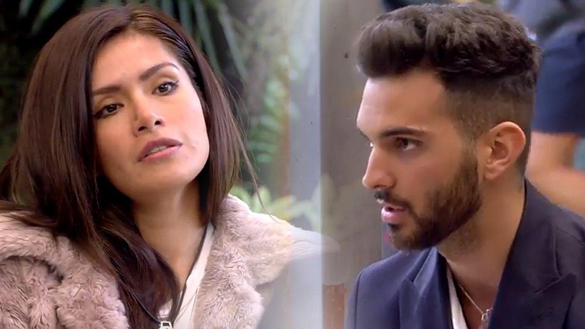 """Miriam y Suso acercan posturas en 'GH VIP' 6: """"Borrón y cuenta nueva"""""""