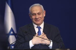 Netanyahu es queda a les portes de la majoria absoluta a Israel