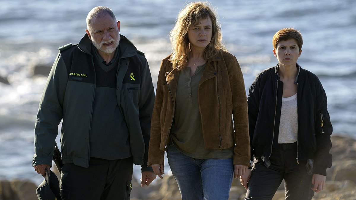 TVE comienza el rodaje de 'Néboa', un nuevo thriller protagonizado por Emma Suárez