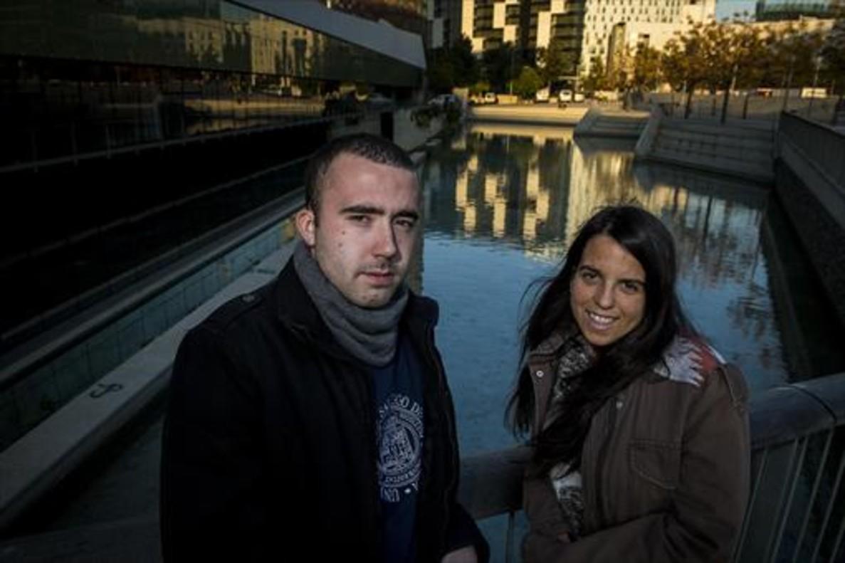 """Mercedes Sánchez y Joan Simó: """"Parecía sencillo, recolectar dinero, enviarlo allí y ya está; pero..."""""""