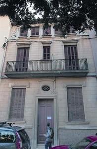 Pendientes de subasta 3 Dos de las muchas fincas que poseían los fallecidos hermanos Anlló en Sant Feliu de Guíxols,