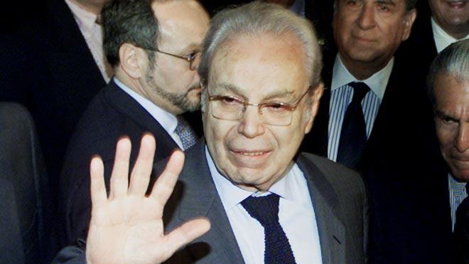 Mor Javier Pérez de Cuéllar, ex secretari general de les Nacions Unides