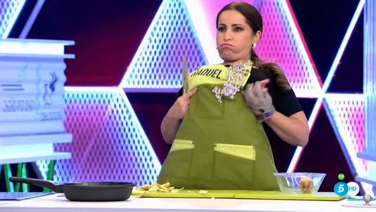 Raquel Salazar, en Tu madre cocina... (T-5).