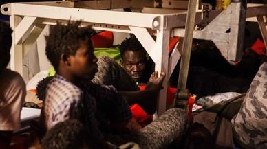 Malta acoge a los 234 emigrantes y refugiados del barco humanitario 'Lifeline'