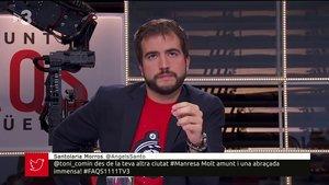 TV-3 es planteja competir amb Antonio García Ferreras amb el seu propi 'Al rojo vivo'