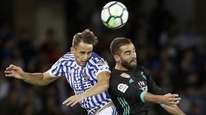 Reial Societat - Madrid, en directe 'on line'