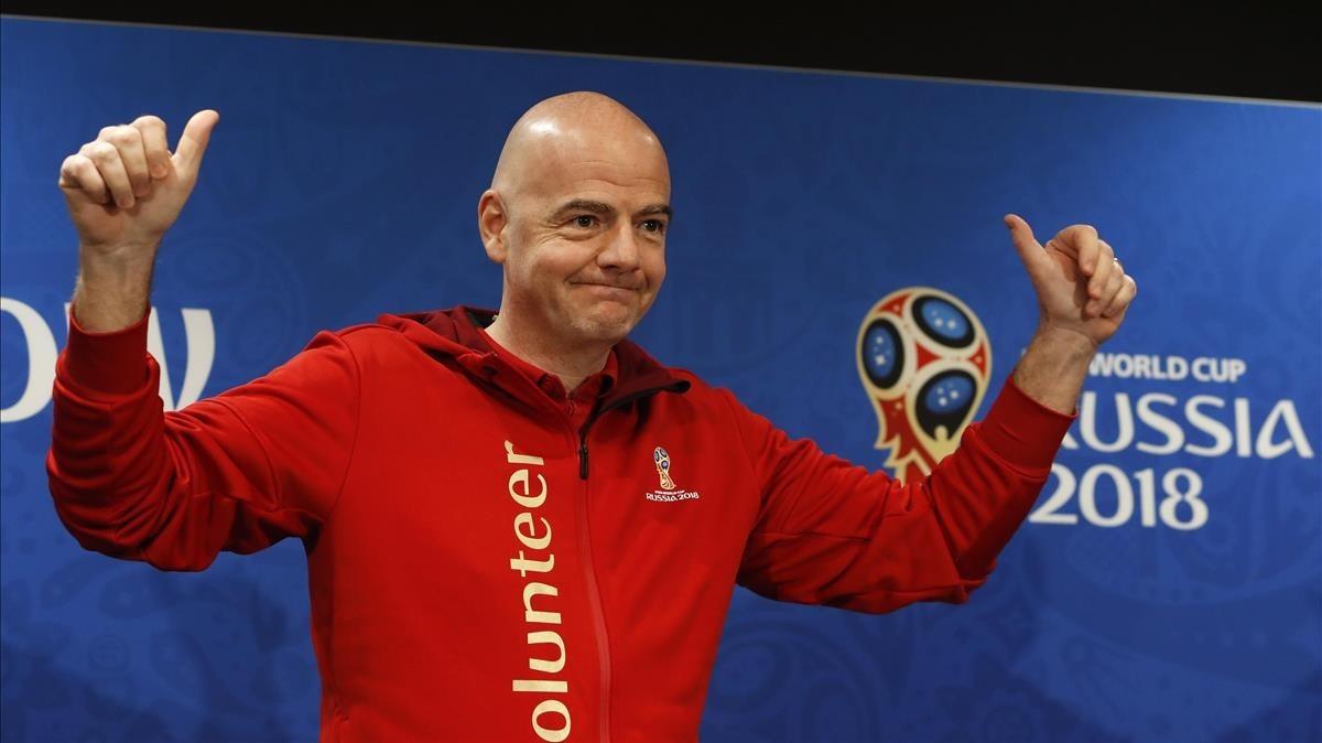 Decidido: Qatar 2022 se juega en noviembre y diciembre