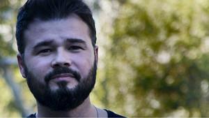 """Rufián proclama que Casado seria """"un bon candidat per a La Falange"""""""