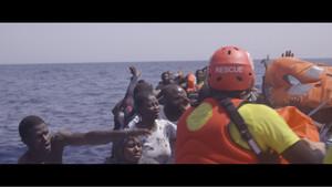 Imagen del programa de La Sexta Salvados, sobre el drama de los refugiados.