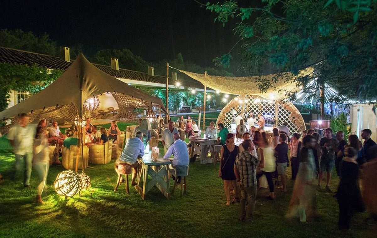 Així són les nits d'estiu a la Costa Brava gràcies a La Santa