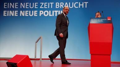El pacto con Merkel hunde a los socialdemócratas alemanes en las encuestas