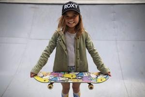 Té 9 anys i el Japó l'espera als seus Jocs