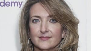 La periodista y presentadora,Victoria Derbyshire, una de las estrellas de la BBC.