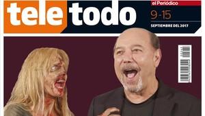 Rubén Blades, un cantante entre zombis