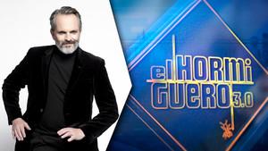 Miguel Bosé es el invitado de esta noche en el programa de Antena 3 El hormiguero.