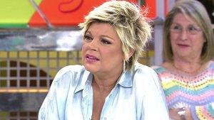 """Terelu Campos da la cara por Carmen Borrego: """"Se le ha hecho daño y no solo de forma física"""""""