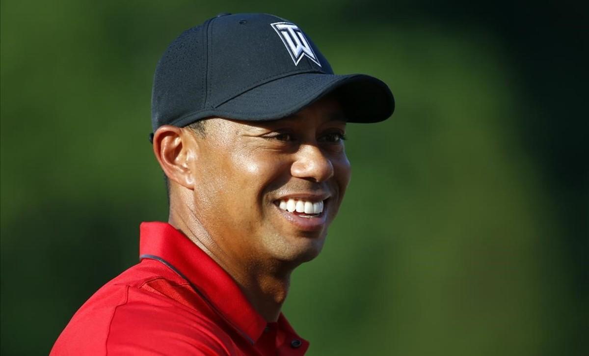 Tiger Woods confía en volver a ser competitivo
